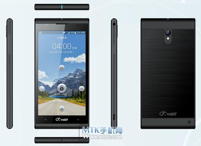 T Win – еще один водонепроницаемый смартфон