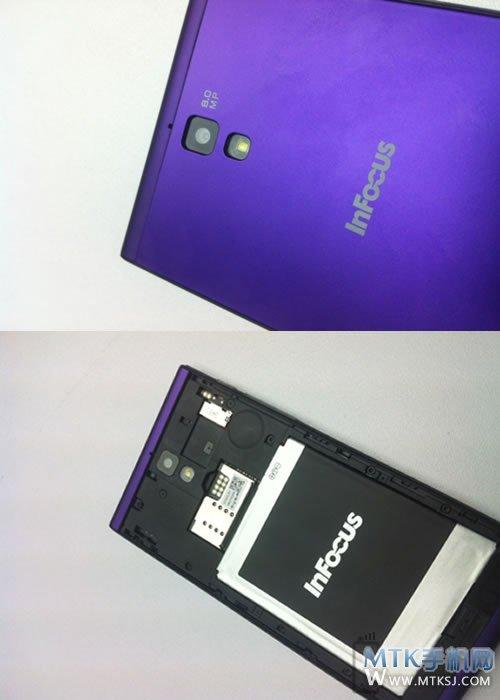 InFocus M310   альтернатива Xiaomi Red Rice