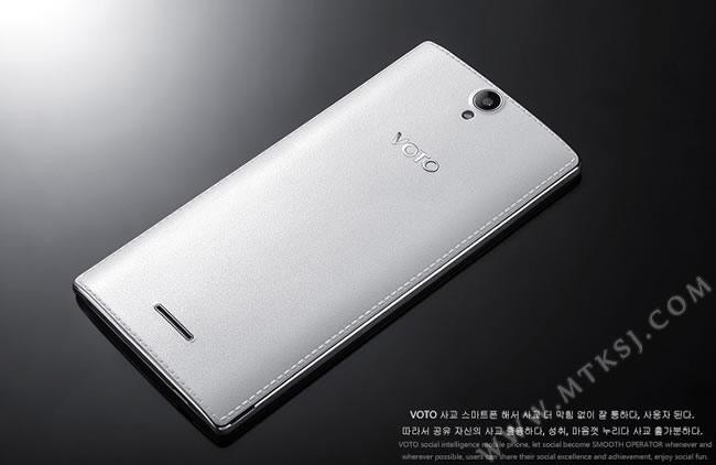 Voto X6   очередной смартфон с топовой начинкой